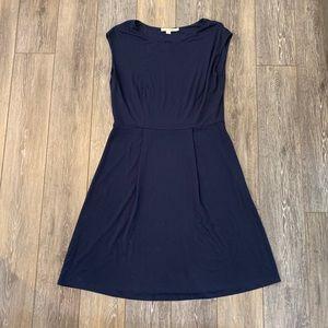 Boden Ledbury Dress Blue Size 12